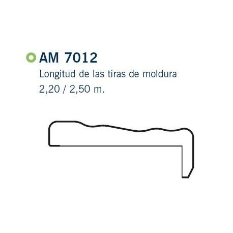 UNIARTE Molduras - Extensible Moldurada AM7012