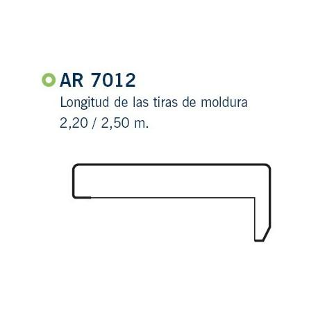 UNIARTE Molduras - Extensible Recta AR7012